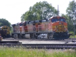 BNSF 4107